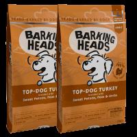 2 x 12 kg.  TOP-DOG TURKEY