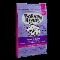 """Puppy Days (Large breed)  Barība lielo šķirņu kucēniem ar lasis, vistu un rīsiem """"Kucēnu Dienas"""""""