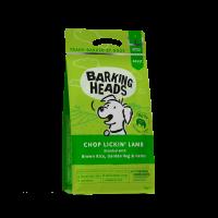 """CHOP LICKIN' LAMB  Barība suņiem ar jēru un rīsiem """"Sapņi par jēriņu"""""""