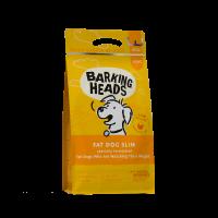"""FAT DOG SLIM barība suņiem ar noslieci uz aptaukošanos ar vistu un rīsiem """"Tievējošais tusnītis"""""""
