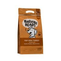 """TOP-DOG TURKEY bezgraudu barība suņiem ar tītaru un saldo kartupeli """"Nepārspējams tītars"""""""