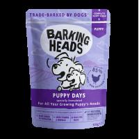 """Puppy Days Pouches 300 gr. Konservi kucēniem ar lasis un vistu """"Kucēnu dienas"""""""