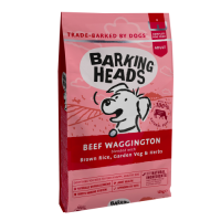 """Beef Waggington 12 kg barība suņiem ar liellopu un brūniem rīsiem """"Vuff strogonovs"""""""