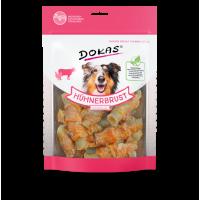 200601 DOKAS Chicken breast chew rolls 250g