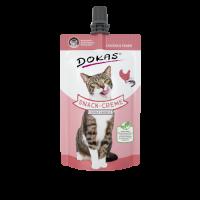 202377 DOKAS  Snack Cream chicken & prawn 90g (Cat)
